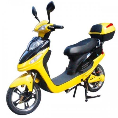 Электроскутер Hanza Star Yellow