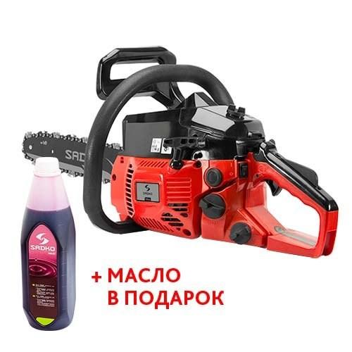 Бензопила Sadko GCS-380