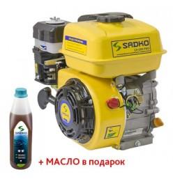 Двигун бензиновий Sadko GE-200 PRO (фільтр в масл. ванні)