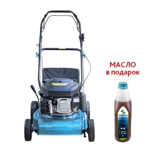 Газонокосилка бензиновая Sadko GLM-400