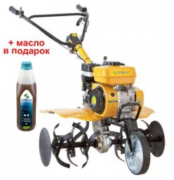 Мотоблок бензиновий Sadko M-500 PRO(без колес)