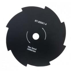 Диск металевий 8 лопастів