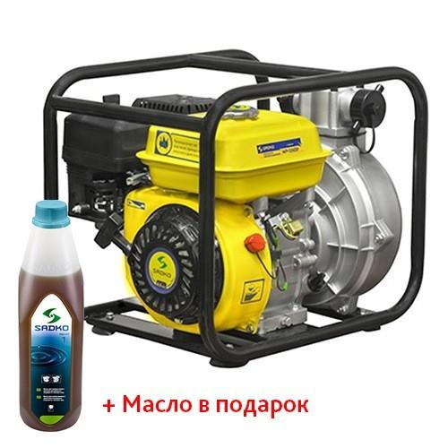 Мотопомпа Sadko WP-5065P (30 м.куб / год, для чистої води)