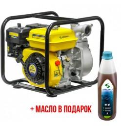 Мотопомпа Sadko WP-5030 (30 м.куб/час)