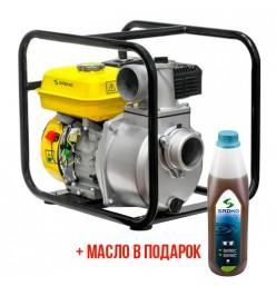 Мотопомпа Sadko WP-8030 (60 м.куб/час, для чистой воды).